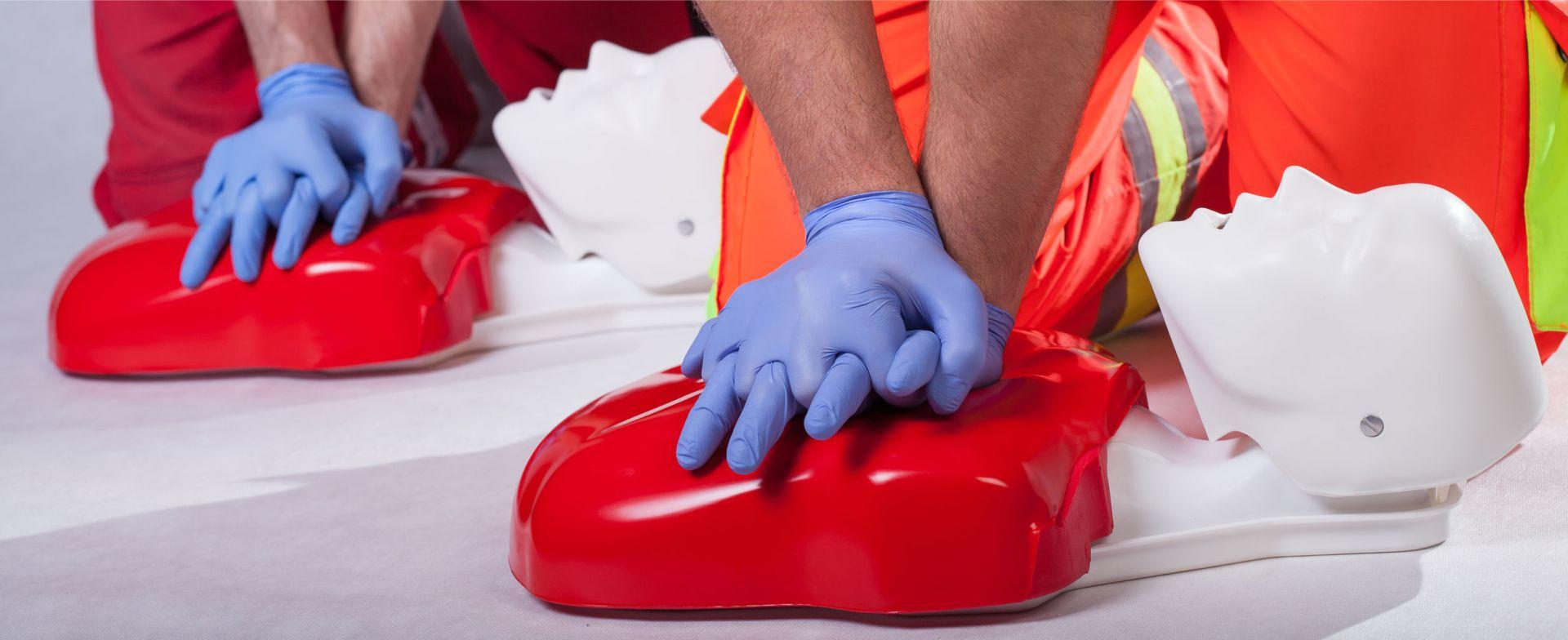 cpr / first aid course for lifeguards