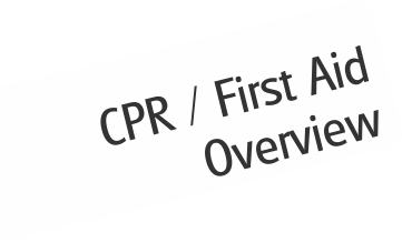 CPR / First Aid Certification