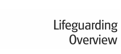 Lifeguarding Overview button